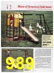 1989 Sears Home Annual Catalog, Page 989