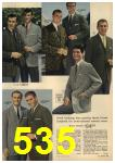 1961 Sears Spring Summer Catalog, Page 535