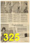1961 Sears Spring Summer Catalog, Page 325