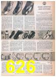 1957 Sears Spring Summer Catalog, Page 626