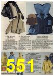 1979 Sears Fall Winter Catalog, Page 551