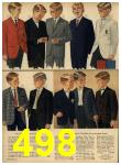 1962 Sears Spring Summer Catalog, Page 498