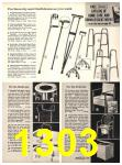 1971 Sears Fall Winter Catalog, Page 1303