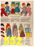 1964 Sears Spring Summer Catalog, Page 552