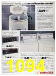 1989 Sears Home Annual Catalog, Page 1094