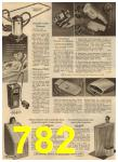 1965 Sears Spring Summer Catalog, Page 782