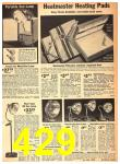 1942 Sears Spring Summer Catalog, Page 429