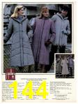 1983 Sears Fall Winter Catalog, Page 144