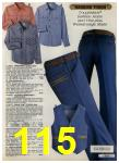 1980 Sears Fall Winter Catalog, Page 115