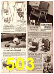 1966 Montgomery Ward Fall Winter Catalog, Page 503