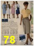 1984 Sears Spring Summer Catalog, Page 78