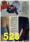 1979 Sears Fall Winter Catalog, Page 523