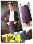 1985 Sears Fall Winter Catalog, Page 124