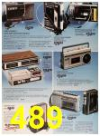 1987 Sears Spring Summer Catalog, Page 489