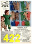 1977 Sears Fall Winter Catalog, Page 422