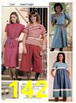 1983 Sears Spring Summer Catalog, Page 142