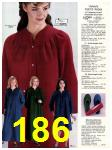 1983 Sears Fall Winter Catalog, Page 186