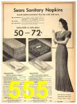 1942 Sears Spring Summer Catalog, Page 555
