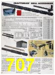 1989 Sears Home Annual Catalog, Page 707