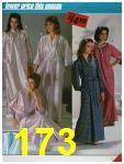 1986 Sears Fall Winter Catalog, Page 173