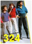 1985 Sears Fall Winter Catalog, Page 324