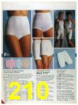 1986 Sears Spring Summer Catalog, Page 210