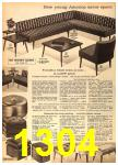 1962 Sears Fall Winter Catalog, Page 1304