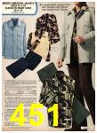 1975 Sears Fall Winter Catalog, Page 451