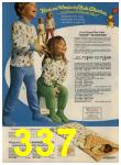 1972 Sears Fall Winter Catalog, Page 337