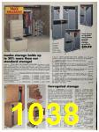 1991 Sears Spring Summer Catalog, Page 1038