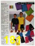 1992 Sears Summer Catalog, Page 181