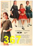 1962 Sears Fall Winter Catalog, Page 367