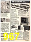 1978 Sears Fall Winter Catalog, Page 967