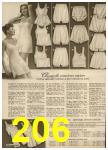 1959 Sears Spring Summer Catalog, Page 206