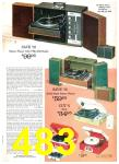 1966 Montgomery Ward Christmas Book, Page 483