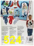1988 Sears Fall Winter Catalog, Page 524