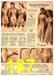 1942 Sears Spring Summer Catalog, Page 187