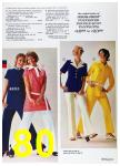 1972 Sears Spring Summer Catalog, Page 80