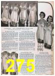 1957 Sears Spring Summer Catalog, Page 275