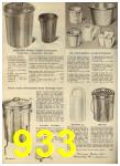 1960 Sears Spring Summer Catalog, Page 933