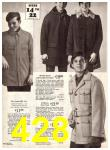 1969 Sears Fall Winter Catalog, Page 428