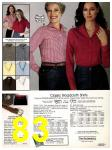 1982 Sears Fall Winter Catalog, Page 83