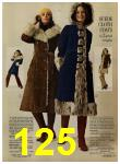 1972 Sears Fall Winter Catalog, Page 125