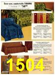 1974 Sears Fall Winter Catalog, Page 1504