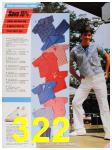 1986 Sears Spring Summer Catalog, Page 322