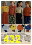 1979 Sears Fall Winter Catalog, Page 432