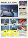 1989 Sears Home Annual Catalog, Page 920