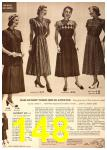 1949 Sears Spring Summer Catalog, Page 148