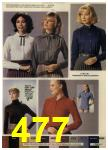 1980 Sears Fall Winter Catalog, Page 477