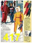 1978 Sears Fall Winter Catalog, Page 417